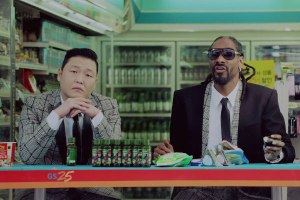 PSY ft. Snoop Dogg - Hangover (Video)