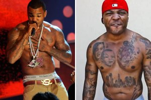 The Game and 40 Glocc