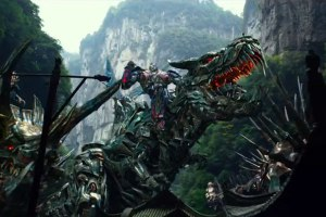 Transformers: Age of Extinction (Exclusive Preview)