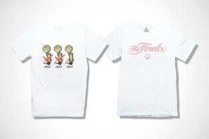 UNKNWN NBA Finals T-Shirt