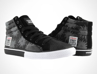 Vision Street Wear x Us Versus Them Suede Hi LTD