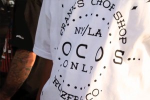 Cruizer&Co. x Frank's Chop Shop T-Shirt