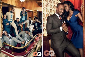 A$AP Mob, Cam'ron Rep Harlem In GQ