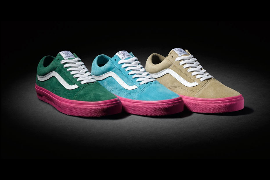 Vans Syndicate x Odd Future Pack