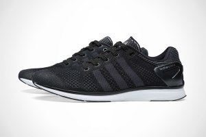 Adidas Introduces Adizero Feather Primeknit Black/Phantom