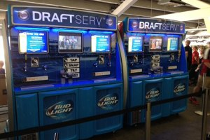 Minnesota Twins Self-Serve Beer Stations