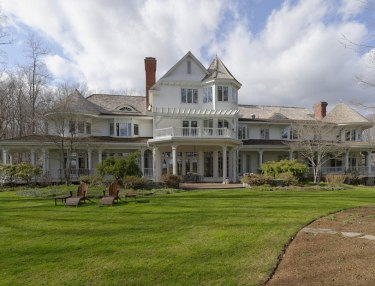 Ron Howard's Conyers Farm Compound