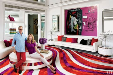 Inside Tommy Hilfiger's Miami Home