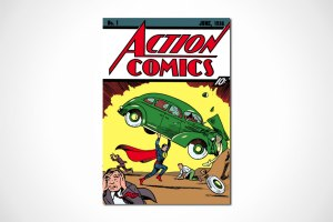 Action Comics 1 - Superman