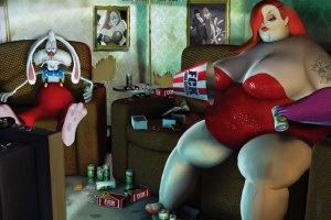 Where Are They Now? Roger & Jessica Rabbit