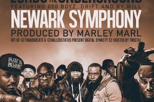 Leak: Lords Of The Underground - Newark Symphony (DD32 Exclusive)