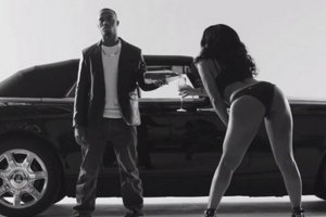 B.o.B ft. Victoria Monet - Lean On Me (Video)