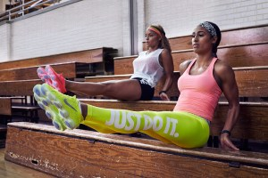 Nike x Skylar Diggins Zoom In 5 Workout App