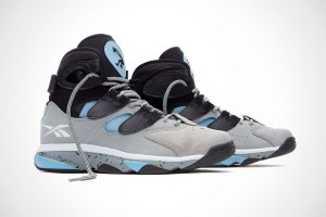 Reebok Shaq Attaq IV Brick City