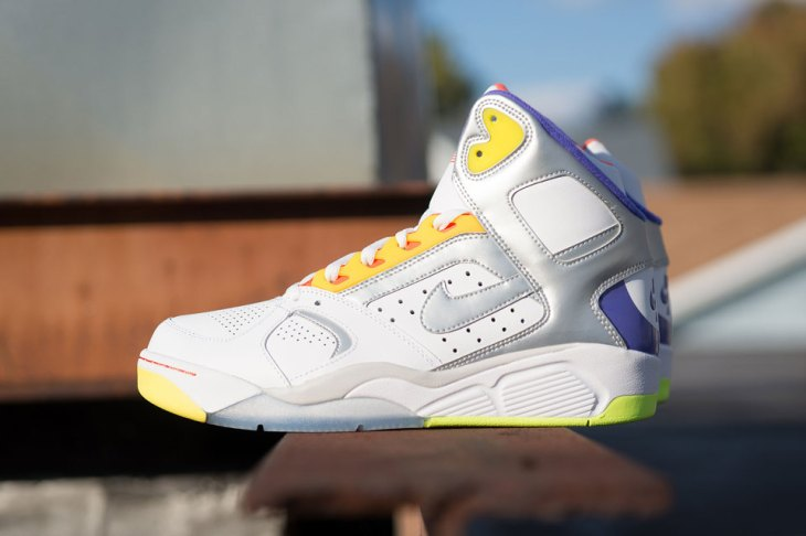 Nike Air Flight Lite White Men Can't Jump