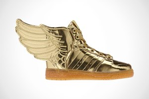 Adidas Originals By Jeremy Scott JS Wings 2.0 Gold