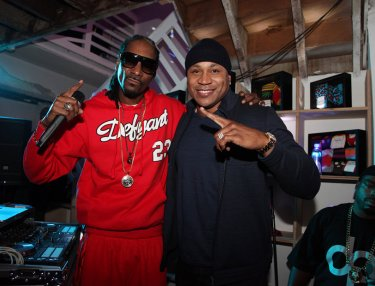 Happy Socks & Snoop Dogg Celebrate Collaboration At Austere (Recap)