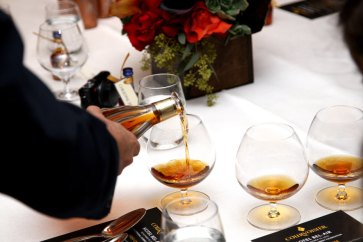 Courvoisier Exceptional Journey Private Dinner (Recap)