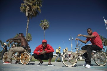 RVCA x YG Los Angeles Capsule Collection