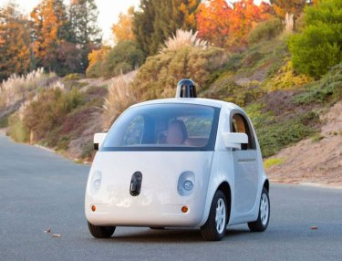 Google Unveils Completed Self-Driving Car Prototype