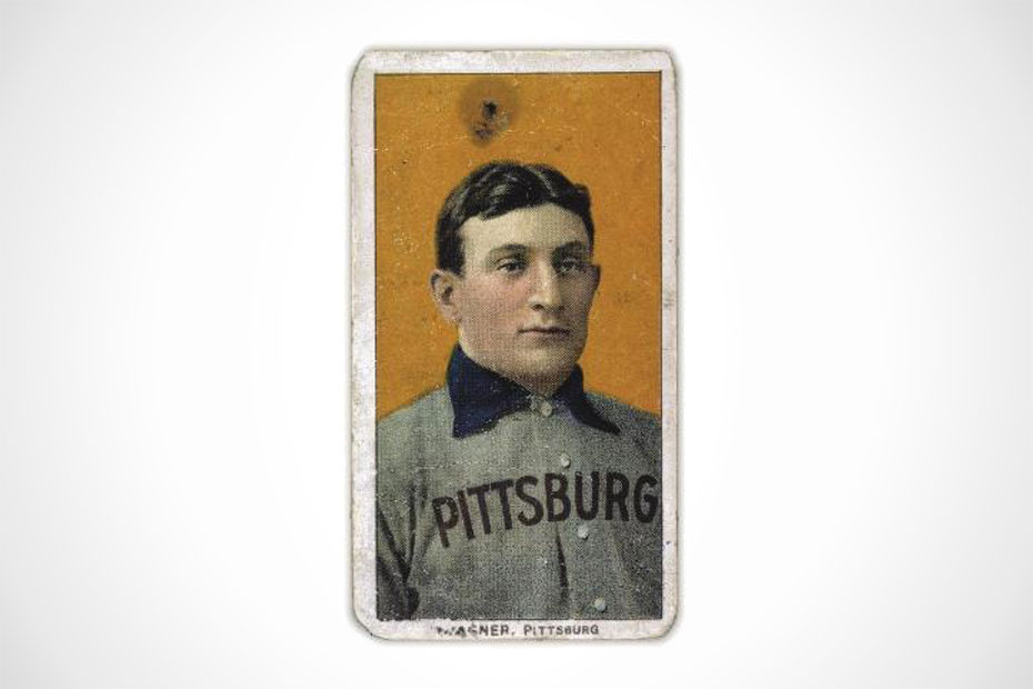 1909 Honus Wagner Baseball Card Fetches 400k