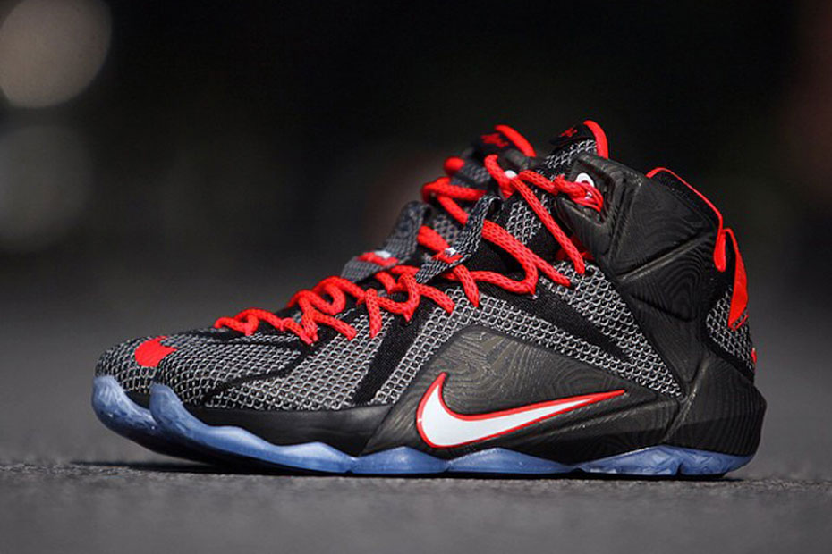 """save off 96ff3 ad8f3 First Look At Nike LeBron 12 """"Court Vision"""""""
