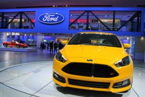 Ford Behind The Blue Oval At 2015 NAIAS