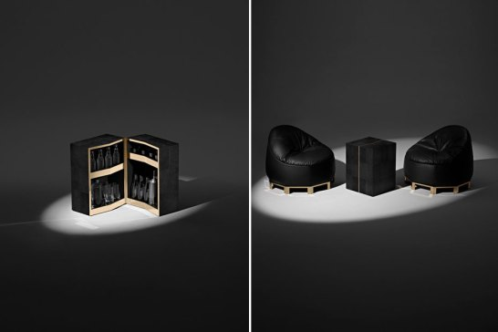 Alexander Wang x Poltrona Spring 2015 Furniture Collection