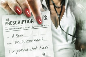 B-Real - The Prescription (Mixtape)