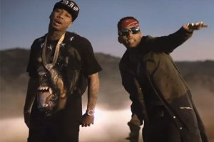 Kid Ink ft. YG, Wale, Tyga & Rich Homie Quan - Ride Out (Video)