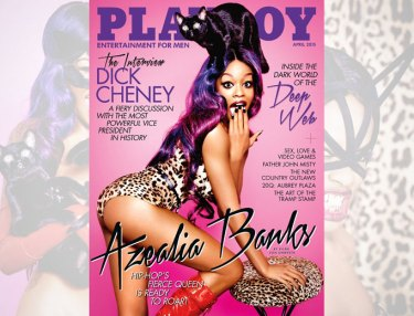 Playboy x Azealia Banks