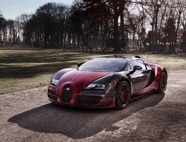 Bugatti's Ends Veyron Production With Grand Sport Vitesse 'La Finale'
