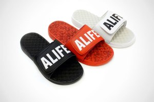 ALIFE Releases Limited Edition Slides