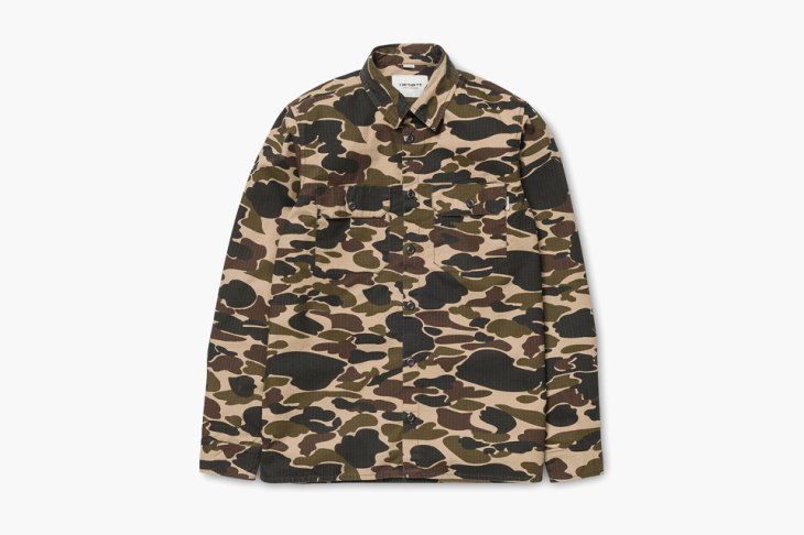 Carhartt WIP Spring/Summer 2015 'Camo' Collection