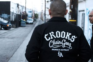 Crooks & Castles x Chain Gang 2015 Capsule Collection