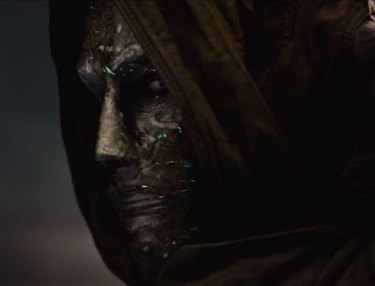 Dr. Doom in Fantastic Four 2015