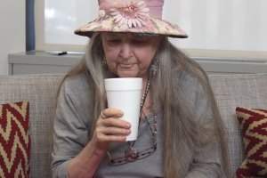 LOL! Old People Try 'Lean' For First Time