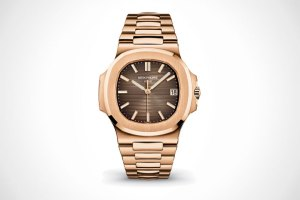 Patek Phillipe Nautilus 'Rose Gold'