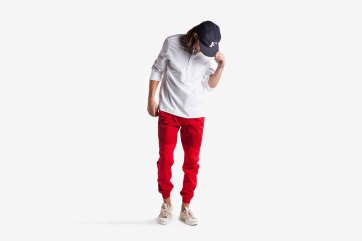 Publish Spring/Summer 2015 'Two-Tone' Jogger Collection
