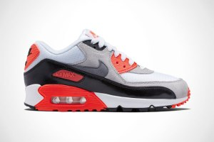 Nike Air Max 90 'Infrared' 2015 Retro