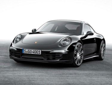 Porsche To Release 'Black' Editions Of 911 Carrera & Boxster
