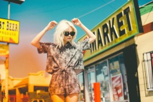 REBEL8 Summer 2015 Women's Lookbook