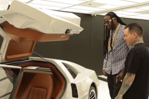 Most Expensivest Sh*t: 2 Chainz Geeks Out Over $500K DeLorean