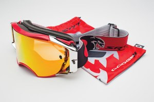 Dodge SRT Hellcat Limited Edition Goggle By Oakley