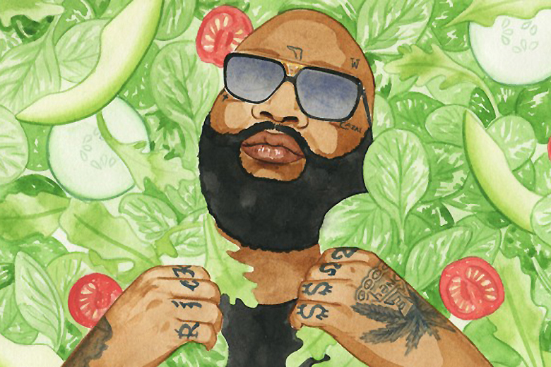 Rick Ross - Da Boss Salad