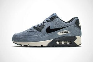 Nike Air Max 90 LTR Premium - Blue Graphite