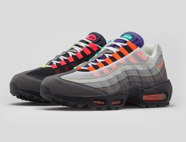 Nike Air Max 95 - Greedy