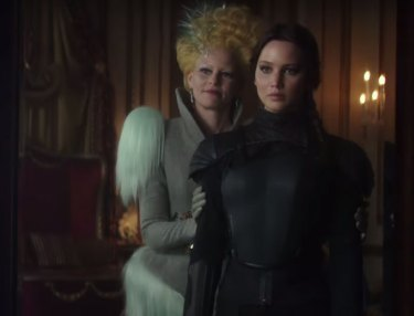 The Hunger Games: Mockingjay Part 2 (Official Trailer)