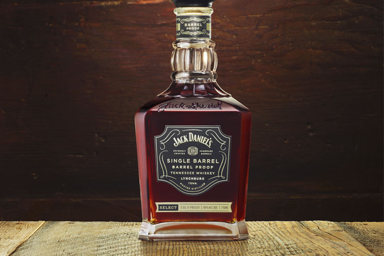 Jack Daniel's Single Barrel Barrel Proof