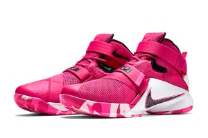 Nike LeBron Soldier 9 - Think Pink